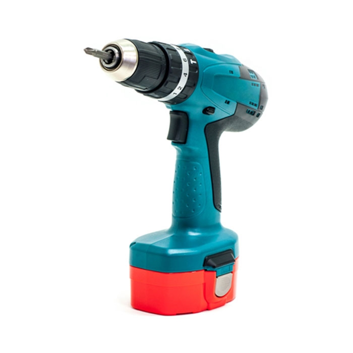 18-Volt Lithium-Ion Power Drill