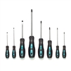 8-Piece Set Screwdrivers